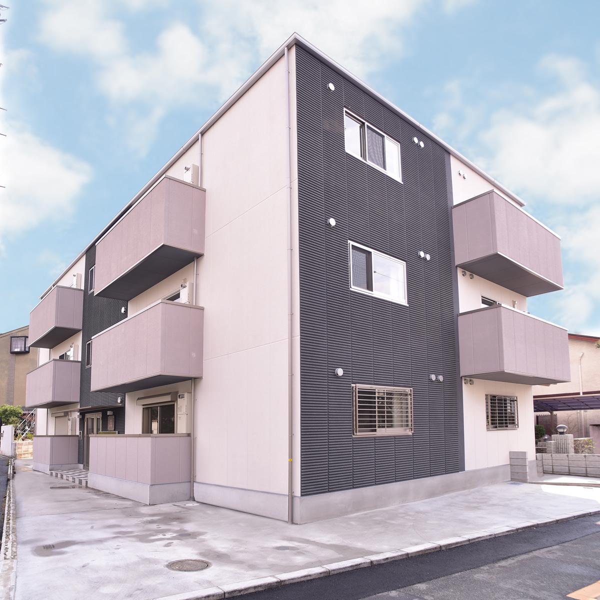 31年2月竣工|AIDesignの投資用新築アパート