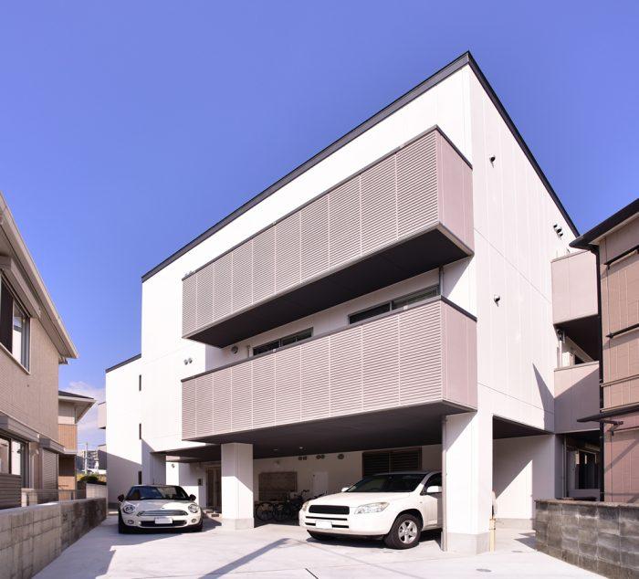 令和元年9月竣工|AIDesignの投資用新築アパート