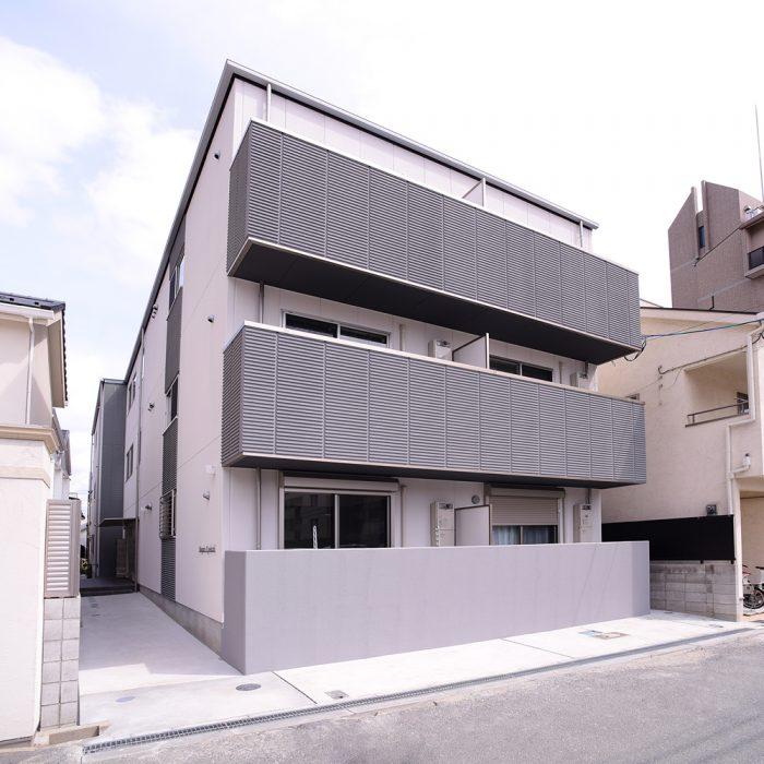 令和2年3月竣工|AIDesignの投資用新築アパート