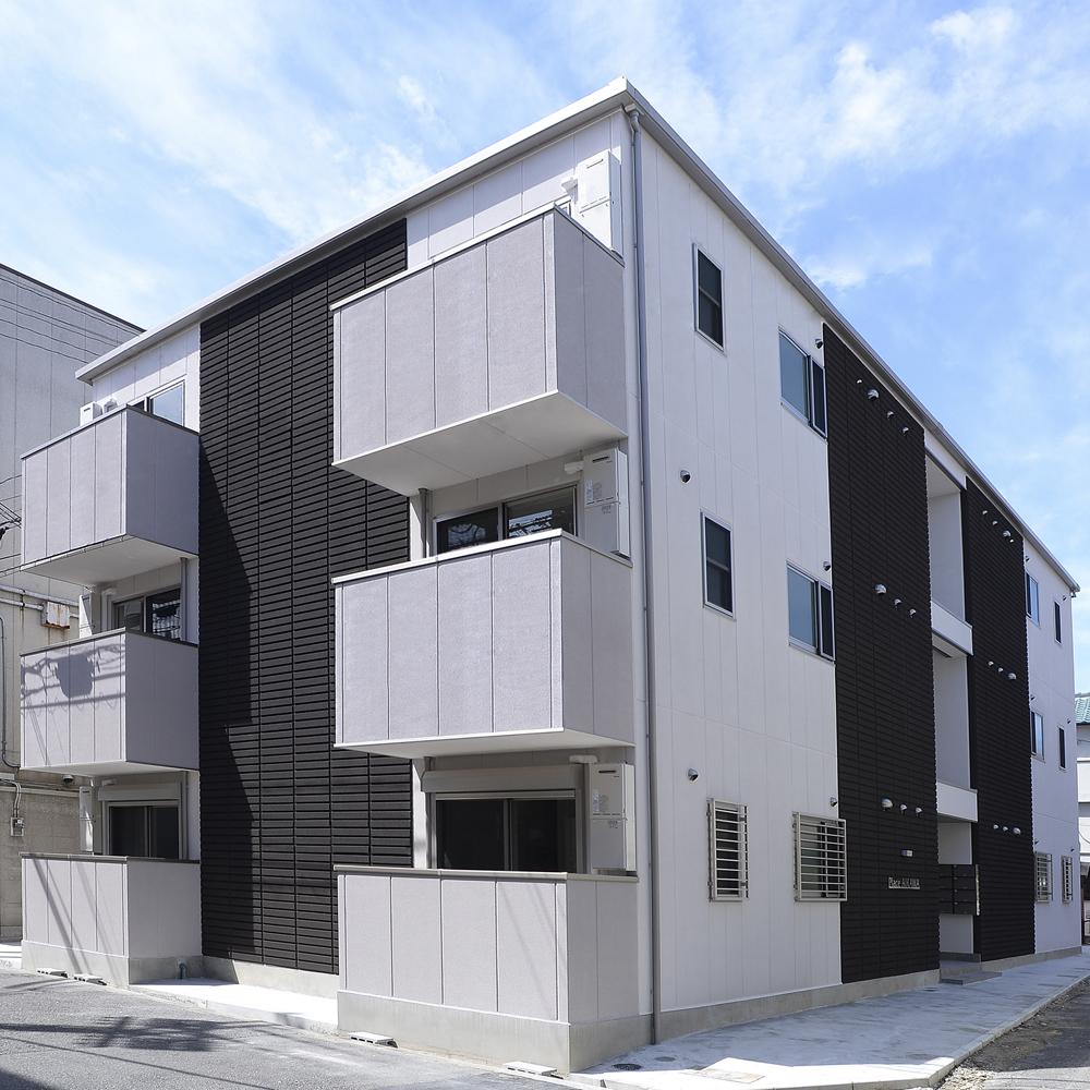 東淀川区相川2丁目|AIDesign新築アパート