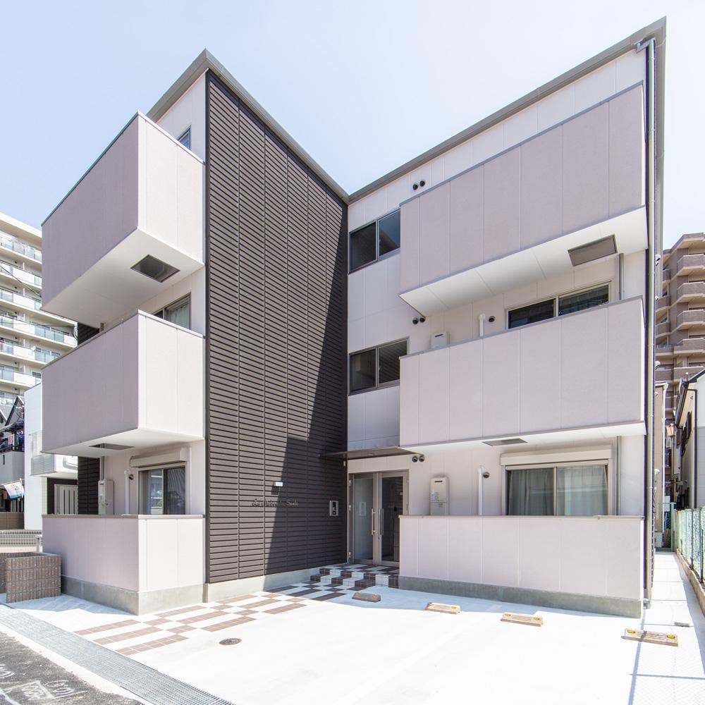 城東区永田|AIDesign新築アパート