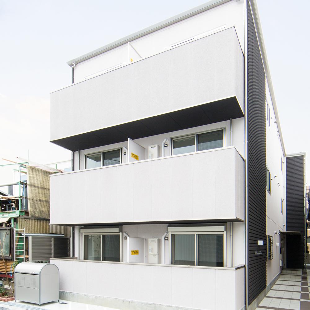 大阪市城東区東中浜|AIDesign新築アパート