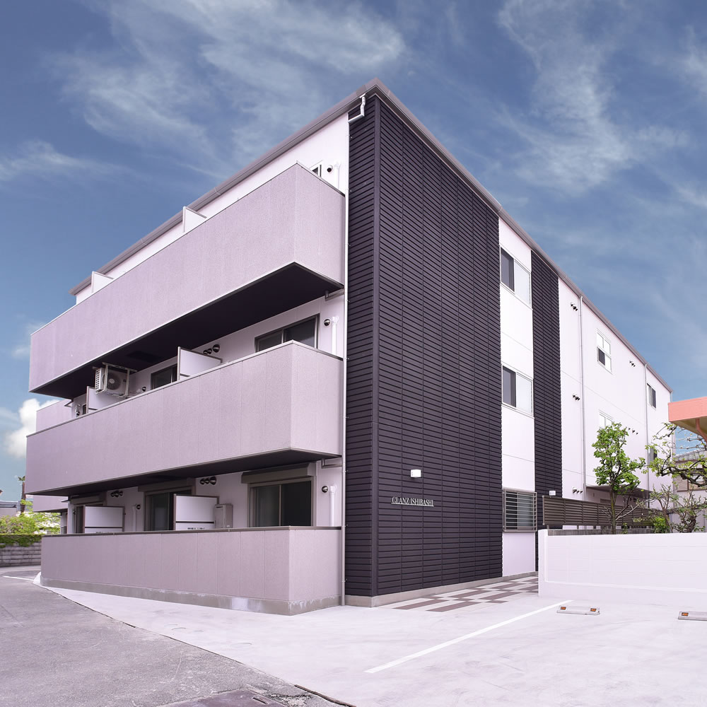 30年3月竣工|AIDesignの投資用新築アパート